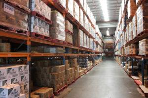 pallet rack storage
